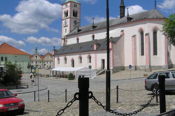 Apartmány na Šumavě pod hradem Kašperk foto 34