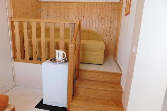 Apartmány na Šumavě pod hradem Kašperk foto 28