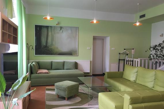 Apartmány na Šumavě pod hradem Kašperk foto 7