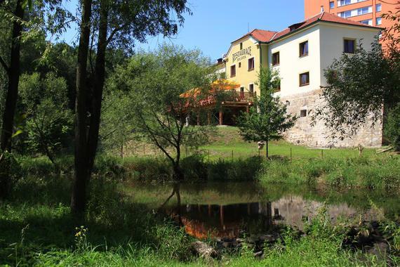 Hotel Splávek foto 1