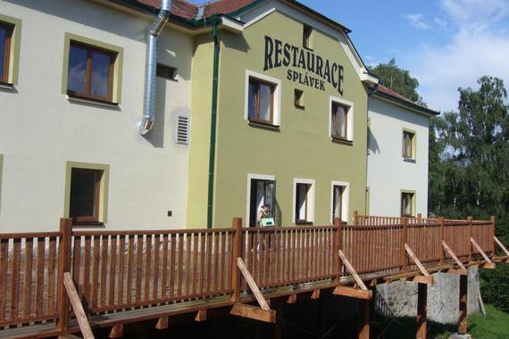 Hotel Splávek foto 3
