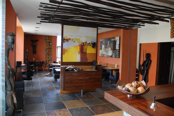 Hotel Afrika foto 13