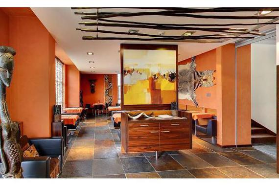 Hotel Afrika foto 1