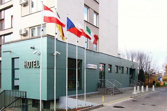Hotel Afrika foto 2
