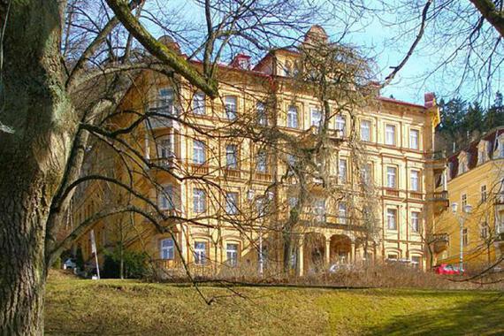 Villa Krásný Domov foto 1