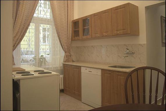 Apartmán Drevokocur Lázeňský Mariánské Lázně foto 10