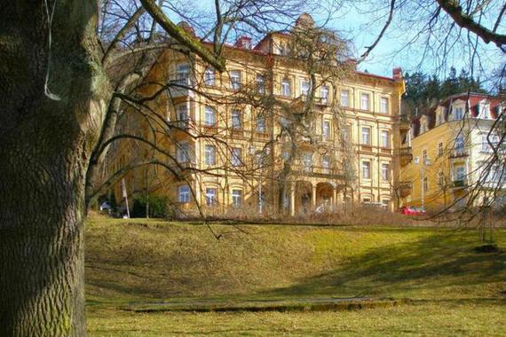 Apartmán Drevokocur Lázeňský Mariánské Lázně foto 1