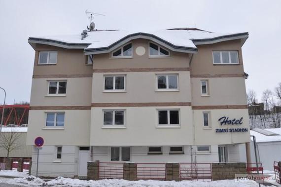 Hotel Zimní Stadion foto 4