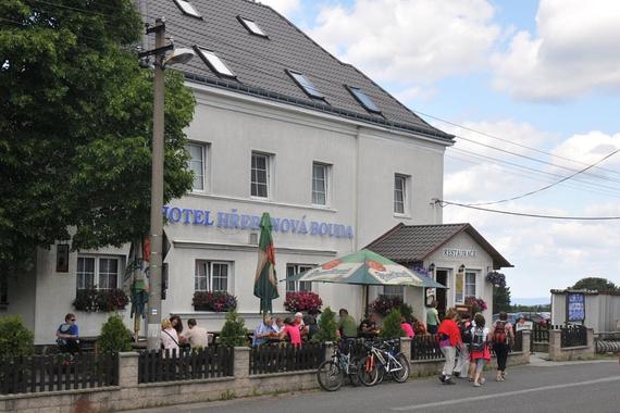Hotel Hřebenová bouda foto 2