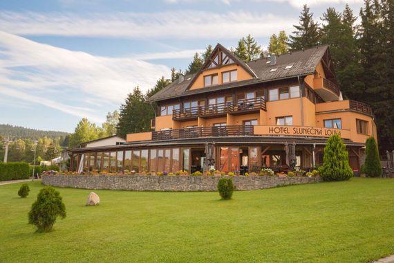 Rodinný hotel SLUNEČNÁ LOUKA foto 2