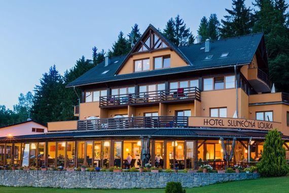 Rodinný hotel SLUNEČNÁ LOUKA foto 3