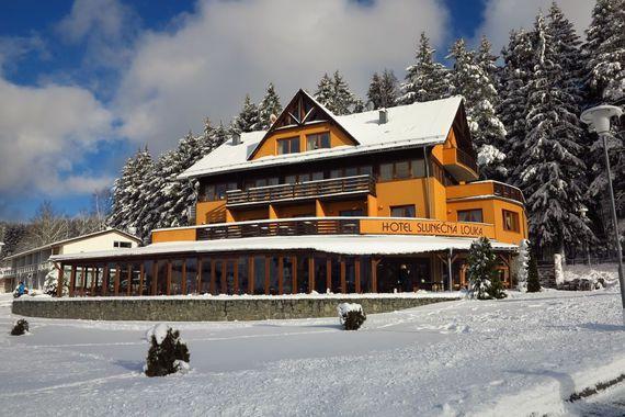 Rodinný hotel SLUNEČNÁ LOUKA foto 1
