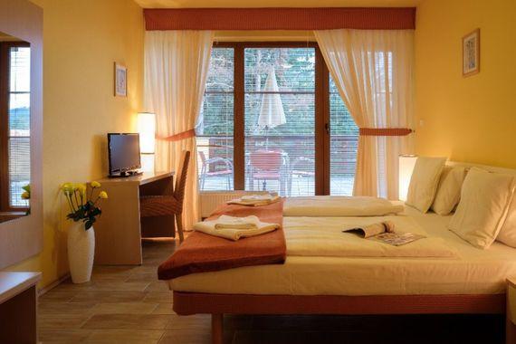 Rodinný hotel SLUNEČNÁ LOUKA foto 5