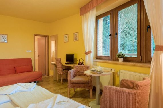 Rodinný hotel SLUNEČNÁ LOUKA foto 6
