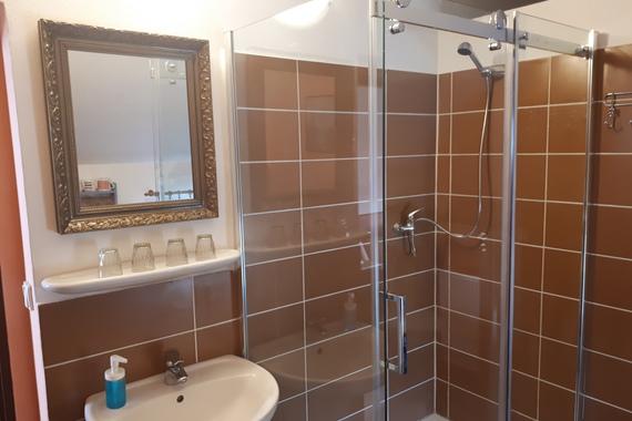 Apartmán č. 12 ,koupelna