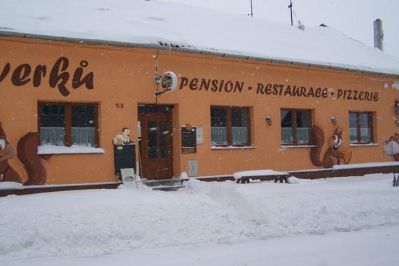 Pension, pizzerie u Veverků foto 2