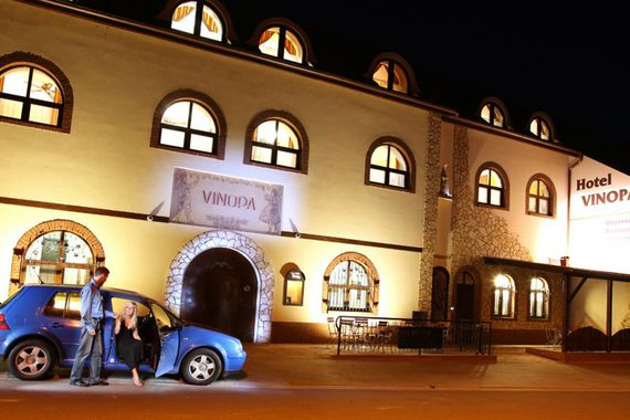 Hotel Vinopa foto 1
