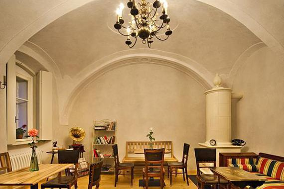 Penzion Café fara v Klentnici foto 3
