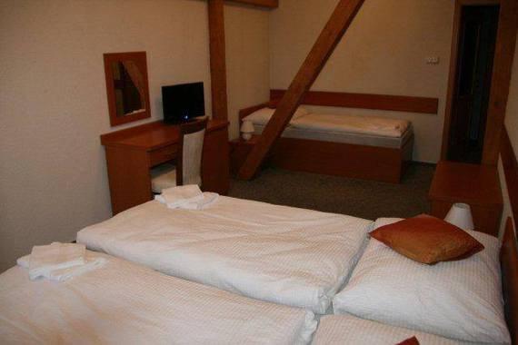 Ubytování v hotelu Pohoda na Sněžníku foto 2