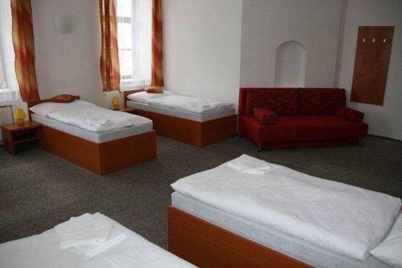 Ubytování v hotelu Pohoda na Sněžníku foto 7