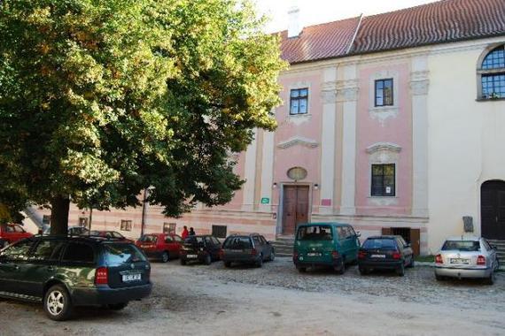 Levné ubytování v Třeboni SSRV foto 1