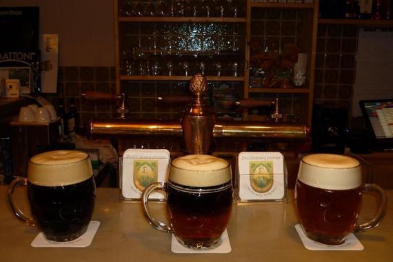Poddžbánský pivovar foto 5