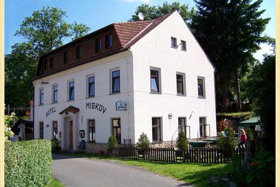 Hotel Miskov foto 2