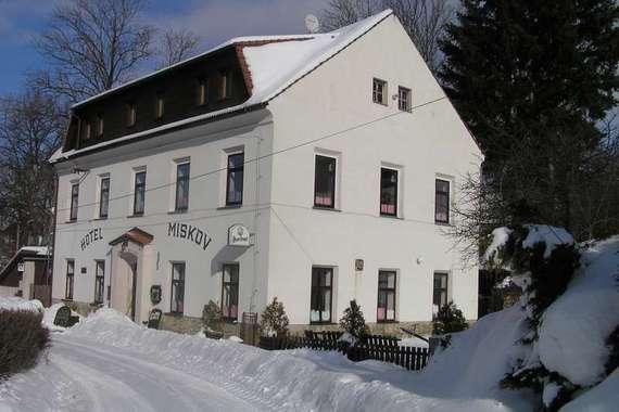 Hotel Miskov foto 1