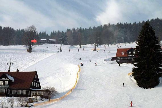 Horská chata Silnička foto 2