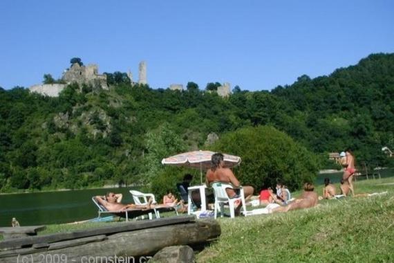 Penzion pod hradem Cornštejn foto 6