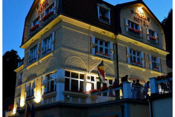 Hotel Villa Milada foto 1