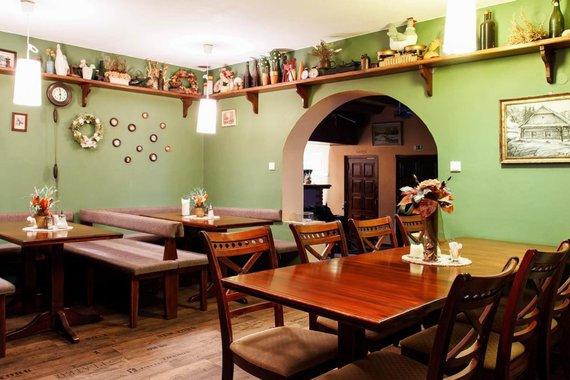 Restaurace a penzion U Zběhlíka foto 5