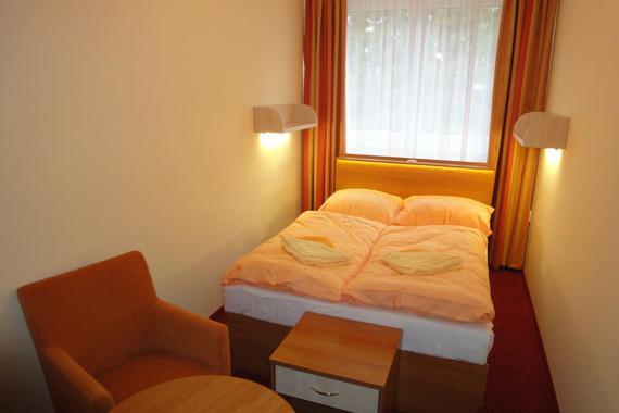 Pokoj apartmánu - 2 lůžka