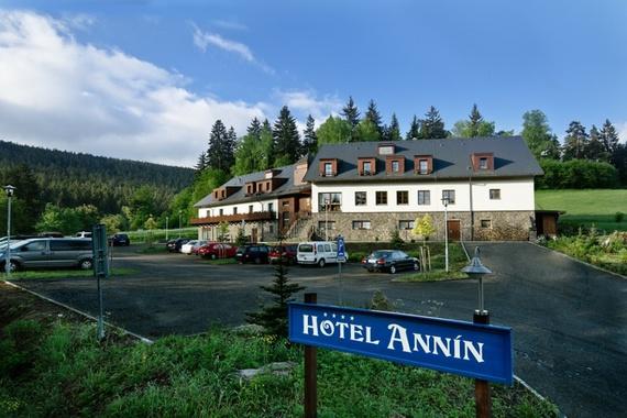 Hotel Annín foto 1