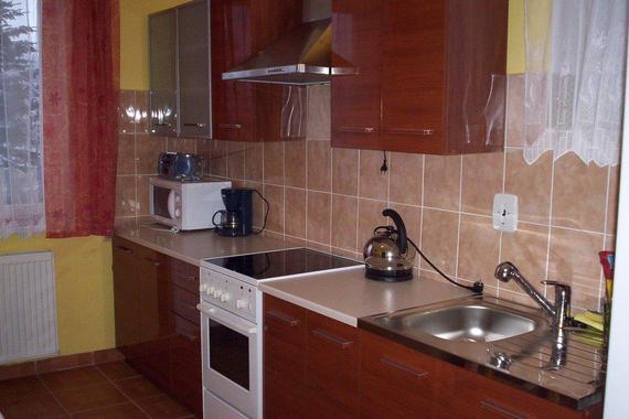 Apartmán Hájenka foto 9