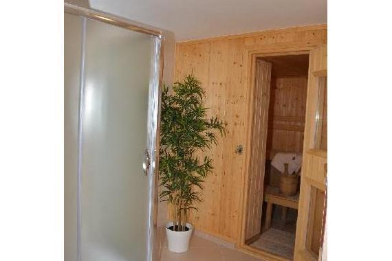 Soukromá sauna