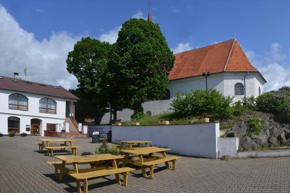 Restaurace a penzion U svaté Barbory foto 4