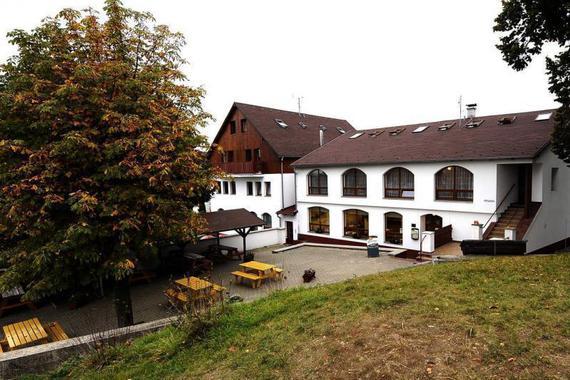Restaurace a penzion U svaté Barbory foto 5