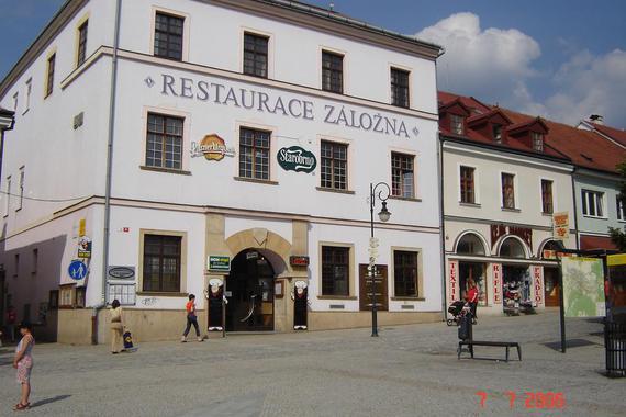 Hotel Záložna Boskovice foto 15