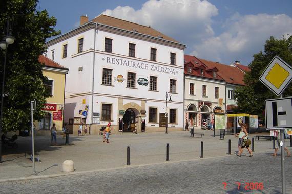 Hotel Záložna Boskovice foto 1