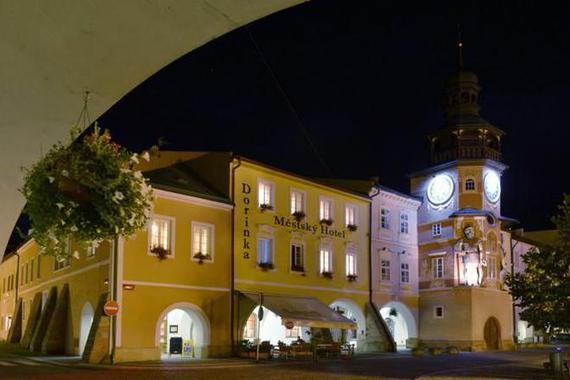 Hotel Dorinka foto 1