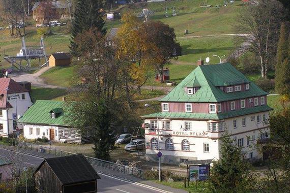 Hotel Atlas foto 4