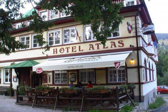 Hotel Atlas foto 3