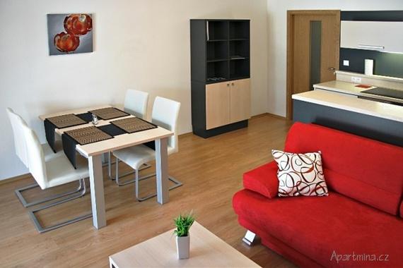 Ubytování Apartmína foto 4