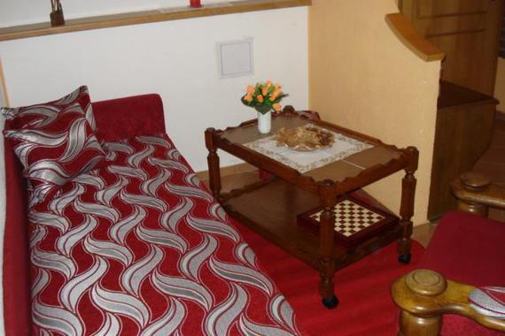 přistýlka v apartmá150x180