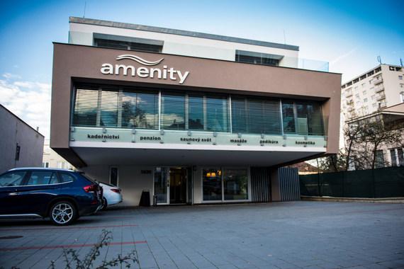 Wellness hotel Amenity Zlín foto 1