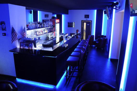 Penzion Bar Restaurace AMERIKA foto 2