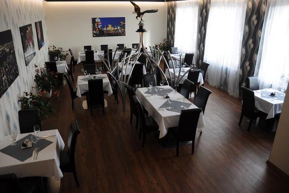 Penzion Bar Restaurace AMERIKA foto 3