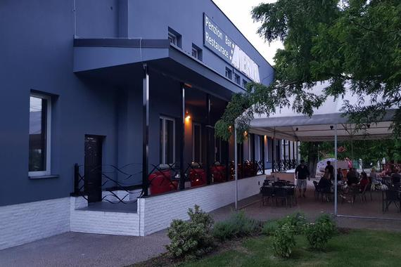 Penzion Bar Restaurace AMERIKA foto 1