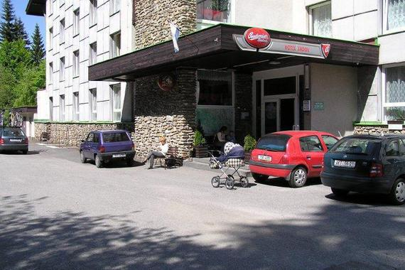 Hotel Zadov foto 2